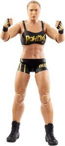 Figura de Ronda Rousey de Mattel 2 - Muñecos de Ronda Rousey - Figuras coleccionables de luchadores de WWE