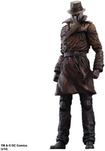 Figura de Rorschach de Watchmen de Play Arts - Figuras coleccionables de Watchmen - Muñecos de Watchmen