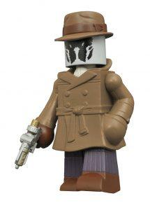 Figura de Rorshach de Watchmen de Diamond - Figuras coleccionables de Watchmen - Muñecos de Watchmen