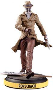 Figura de Rorshach de Watchmen de Toy Zany - Figuras coleccionables de Watchmen - Muñecos de Watchmen