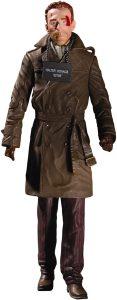 Figura de Rorshach sin máscara de Watchmen de DC- Figuras coleccionables de Watchmen - Muñecos de Watchmen
