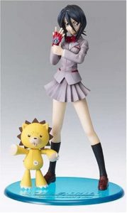 Figura de Rukia Kuchiki de Bleach de Megahouse - Muñecos de Bleach - Figuras coleccionables del anime de Bleach