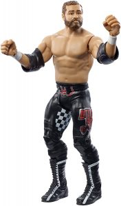 Figura de Sami Zayn de Mattel 2 - Muñecos de Sami Zayn - Figuras coleccionables de luchadores de WWE