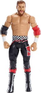 Figura de Sami Zayn de Mattel 3 - Muñecos de Sami Zayn - Figuras coleccionables de luchadores de WWE