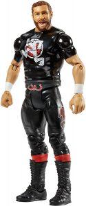 Figura de Sami Zayn de Mattel 4 - Muñecos de Sami Zayn - Figuras coleccionables de luchadores de WWE