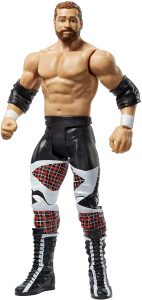 Figura de Sami Zayn de Mattel 5 - Muñecos de Sami Zayn - Figuras coleccionables de luchadores de WWE