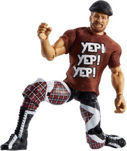 Figura de Sami Zayn de Mattel 7 - Muñecos de Sami Zayn - Figuras coleccionables de luchadores de WWE