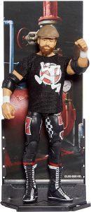 Figura de Sami Zayn de Mattel - Muñecos de Sami Zayn - Figuras coleccionables de luchadores de WWE