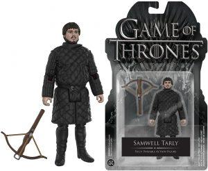 Figura de Samwell Tarly de Juego de Tronos de Collection - Muñecos de Juego de tronos de Samwell Tarly - Figuras coleccionables de Samwell Tarly de Game of Thrones