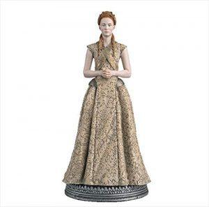Figura de Sansa Stark de Juego de Tronos de HBO - Muñecos de Juego de tronos de Sansa Stark - Figuras coleccionables de Sansa Stark de Game of Thrones