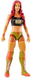 Figura de Sasha Banks de Mattel - Muñecos de Sasha Banks - Figuras coleccionables de luchadores de WWE