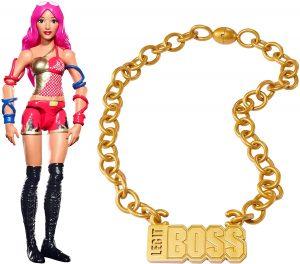 Figura de Sasha Banks de Ultimate - Muñecos de Sasha Banks - Figuras coleccionables de luchadores de WWE