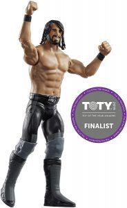 Figura de Seth Rollins de Mattel 0 - Muñecos de Seth Rollins - Figuras coleccionables de luchadores de WWE