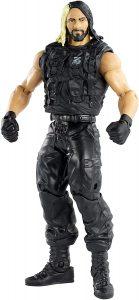 Figura de Seth Rollins de Mattel 10 - Muñecos de Seth Rollins - Figuras coleccionables de luchadores de WWE