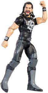 Figura de Seth Rollins de Mattel 12 - Muñecos de Seth Rollins - Figuras coleccionables de luchadores de WWE