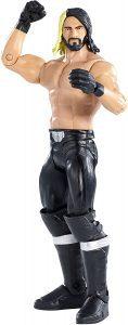 Figura de Seth Rollins de Mattel 13 - Muñecos de Seth Rollins - Figuras coleccionables de luchadores de WWE