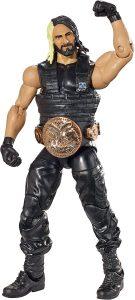 Figura de Seth Rollins de Mattel 15 - Muñecos de Seth Rollins - Figuras coleccionables de luchadores de WWE