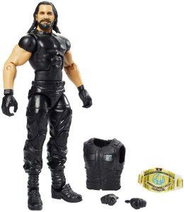 Figura de Seth Rollins de Mattel 2 - Muñecos de Seth Rollins - Figuras coleccionables de luchadores de WWE