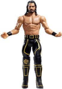 Figura de Seth Rollins de Mattel 3 - Muñecos de Seth Rollins - Figuras coleccionables de luchadores de WWE
