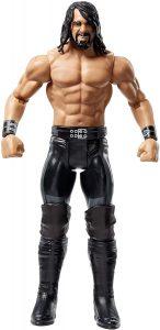 Figura de Seth Rollins de Mattel 5 - Muñecos de Seth Rollins - Figuras coleccionables de luchadores de WWE