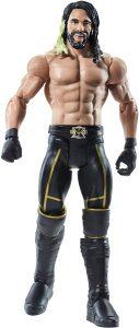 Figura de Seth Rollins de Mattel 8 - Muñecos de Seth Rollins - Figuras coleccionables de luchadores de WWE