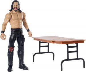 Figura de Seth Rollins de Mattel - Muñecos de Seth Rollins - Figuras coleccionables de luchadores de WWE