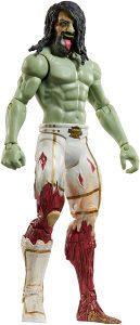 Figura de Seth Rollins de Mattel Zombie - Muñecos de Seth Rollins - Figuras coleccionables de luchadores de WWE