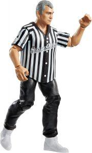 Figura de Shane McMahon de Mattel 3 - Muñecos de Shane McMahon - Figuras coleccionables de luchadores de WWE