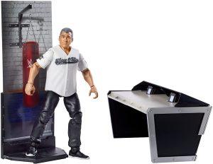 Figura de Shane McMahon de Mattel 4 - Muñecos de Shane McMahon - Figuras coleccionables de luchadores de WWE