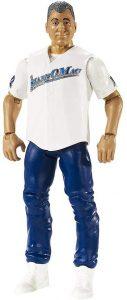 Figura de Shane McMahon de Mattel - Muñecos de Shane McMahon - Figuras coleccionables de luchadores de WWE
