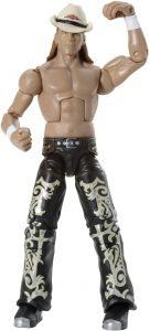 Figura de Shawn Michaels de Mattel 4 - Muñecos de Shawn Michaels - Figuras coleccionables de luchadores de WWE