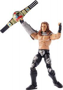 Figura de Shawn Michaels de Mattel 5 - Muñecos de Shawn Michaels - Figuras coleccionables de luchadores de WWE