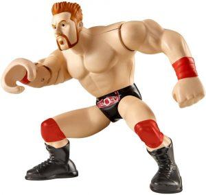 Figura de Sheamus de Giochi Preziosi - Muñecos de Sheamus - Figuras coleccionables de luchadores de WWE