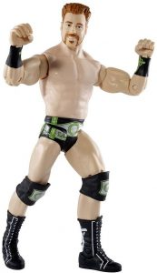 Figura de Sheamus de Mattel 10 - Muñecos de Sheamus - Figuras coleccionables de luchadores de WWE
