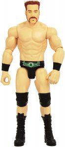 Figura de Sheamus de Mattel 3 - Muñecos de Sheamus - Figuras coleccionables de luchadores de WWE