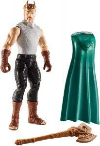 Figura de Sheamus de Mattel 4 - Muñecos de Sheamus - Figuras coleccionables de luchadores de WWE