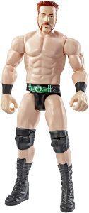Figura de Sheamus de Mattel 5 - Muñecos de Sheamus - Figuras coleccionables de luchadores de WWE