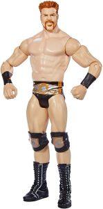 Figura de Sheamus de Mattel 6 - Muñecos de Sheamus - Figuras coleccionables de luchadores de WWE