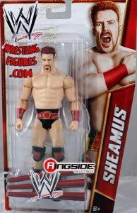 Figura de Sheamus de Mattel 8 - Muñecos de Sheamus - Figuras coleccionables de luchadores de WWE