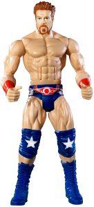 Figura de Sheamus de Mattel 9 - Muñecos de Sheamus - Figuras coleccionables de luchadores de WWE