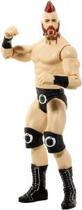 Figura de Sheamus de Mattel - Muñecos de Sheamus - Figuras coleccionables de luchadores de WWE