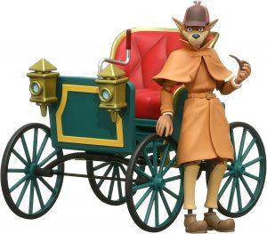 Figura de Sherlock Holmes de Phat Company - Muñecos de Sherlock - Figuras coleccionables de Sherlock Holmes