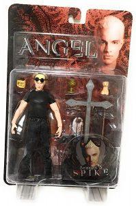 Figura de Spike de Buffy Cazavampiros de Diamond - Muñecos de Buffy Cazavampiros - Figuras coleccionables de Buffy Cazavampiros