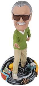 Figura de Stan Lee de Marvel de Bobblehead- Figuras coleccionables de Stan Lee - Vulture - Muñecos de Stan Lee