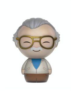 Figura de Stan Lee de Marvel de Dorbz - Figuras coleccionables de Stan Lee - Muñecos de Stan Lee