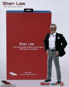 Figura de Stan Lee de Marvel de Executive Replicas - Figuras coleccionables de Stan Lee - Muñecos de Stan Lee