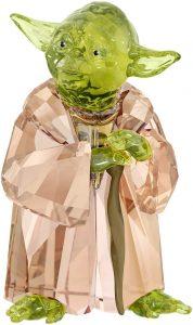 Figura de Swarovski de Yoda - Los mejores Hot Toys de Yoda - Figuras coleccionables de Yoda de Star Wars