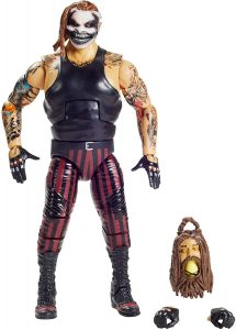 Figura de The Fiend Bray Wyatt de Mattel - Muñecos de Bray Wyatt - Figuras coleccionables de luchadores de WWE