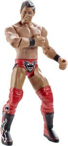 Figura de The Miz de Mattel 0 - Muñecos de The Miz - Figuras coleccionables de luchadores de WWE