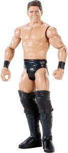 Figura de The Miz de Mattel 12 - Muñecos de The Miz - Figuras coleccionables de luchadores de WWE